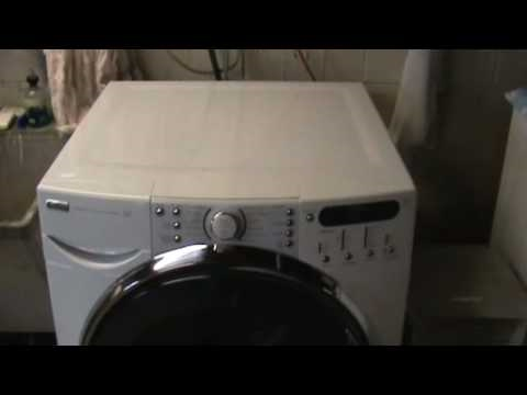 beauty behind the madness whirlpool elite washer