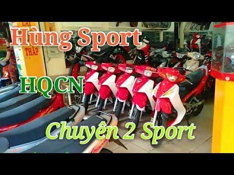 Tiệm xe Xìpo Hùng Sport Gò Vấp Chuyên dòng 2 Thì- sh tứ quý...  Ngố Nguyễn - Thời lượng: 10 phút.