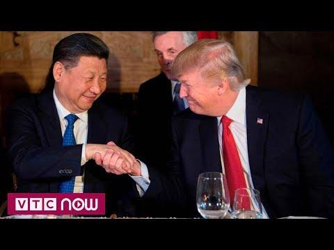Mỹ chấm dứt quan hệ với Trung Quốc? | VTC1 - Thời lượng: 42 giây.