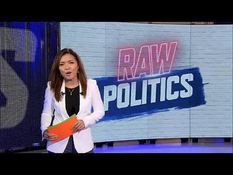 Raw Politics: Η νέα εκπομπή του euronews world