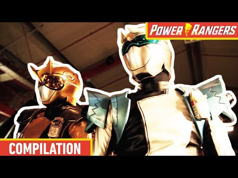 Gold and Silver Rangers Revealed!!! | Beast Morphers | Power Rangers Kids