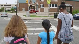Celebrate Walk to School Day