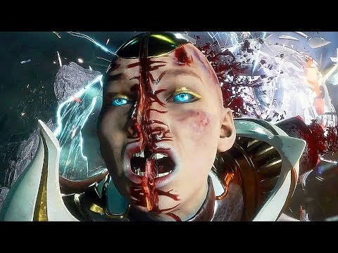 Mortal Kombat 11 - All Fatalities Brutalities, Fatal Blow All Characters Every Fatality (MK11) - Thời lượng: 30 phút.