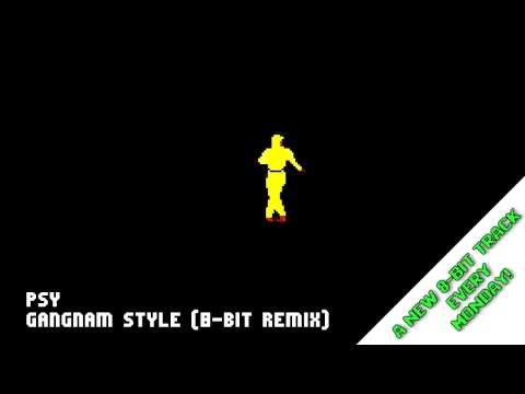 PSY - Gangnam Style (8-Bit NES Version)