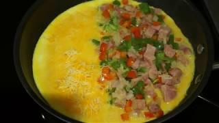 Video Western Omelet Easy Step By Step Chef MP3, 3GP, MP4, WEBM, AVI, FLV November 2018