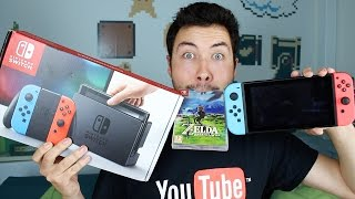 Video Une Console Innovante : Nintendo Switch ! (Unboxing) MP3, 3GP, MP4, WEBM, AVI, FLV Agustus 2017