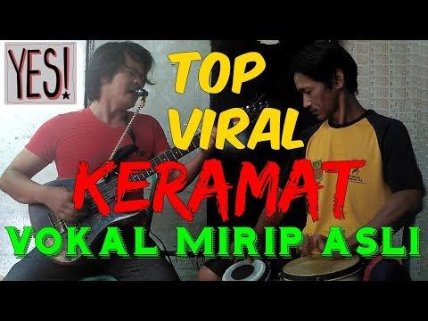 Video KERAMAT,,SUNGGUH MIRIP SUARANYA DENGAN SANG RAJA DANGDUT INDONESIA RHOMA IRAMA download in MP3, 3GP, MP4, WEBM, AVI, FLV January 2017