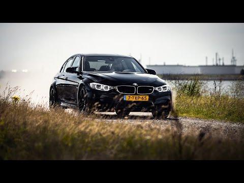 2014 BMW M3 F80 Review | www.hartvoorautos.nl | English Subtitled