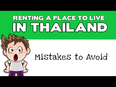 Renting a House | Apartment | Condo in Thailand