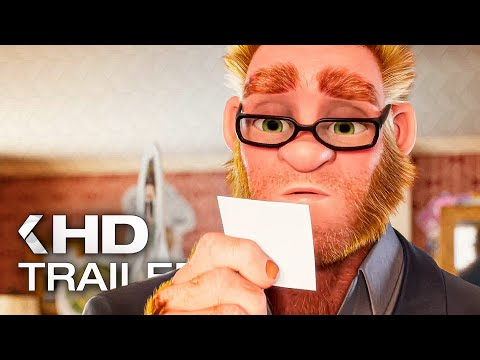 BIGFOOT FAMILY Trailer (2021)