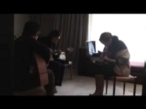 Rodrigo y Gabriela and Gemma Hayes - Back of My Hand - Rehearsal