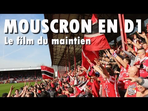 Courtrai-Mouscron : la folle journée du maintien (видео)