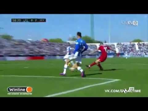 Leganes vs Sevilla 2 3 All Goals & Highlights 15 10 2016