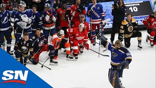 2020 NHL All-Star Skills Competition: Save Streak by Sportsnet Canada