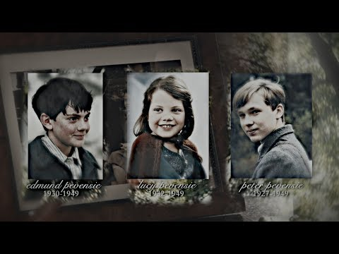 Narnia || The Pevensie's Death