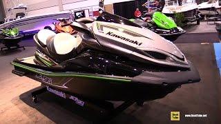 7. 2014 Kawasaki Jet Ski Ultra LX - Walkaround - 2015 Toronto Boat Show