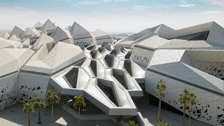 Video Zaha Hadid Architects' King Abdullah Petroleum Studies and Research Center MP3, 3GP, MP4, WEBM, AVI, FLV Oktober 2018