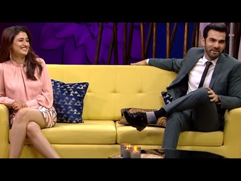 Juzz Baatt - Ragini Khanna, Karan Grover Hindi Zee Tv Serial Talk Show Rajeev Khandelwal   Ep - 18