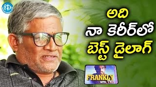 Video That Was The Best Dialogue In My Career - Tanikella Bharani || Frankly with TNR MP3, 3GP, MP4, WEBM, AVI, FLV Januari 2019
