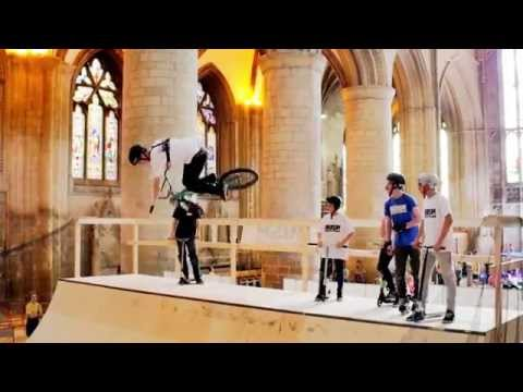 RUSH SKATE PARK | GLOUCESTER CATHEDRAL