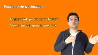 Learn English / Apprendre L'anglais - Le Présent Continu (Partie 2)