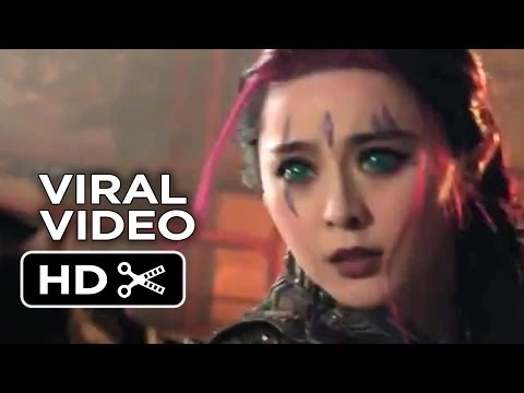 X-Men: Days of Future Past VIRAL VIDEO - Blink (2014) - Michael Fassbender Movie HD