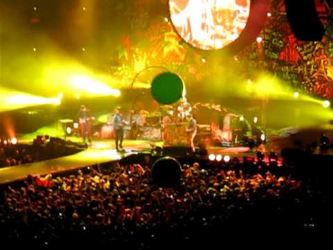 COLDPLAY - Under One Roof - 10th December 2011 @ O2 Arena London - part 1
