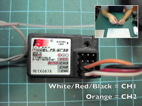 swann 2.4 ghz receiver manual
