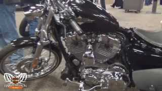 7. New 2015 Harley Davidson Sportster Seventy Two