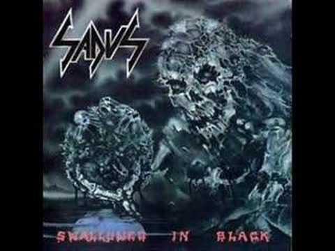 Sadus - Arise online metal music video by SADUS