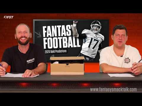 2020 Fantasy Football Bold Predictions thumbnail