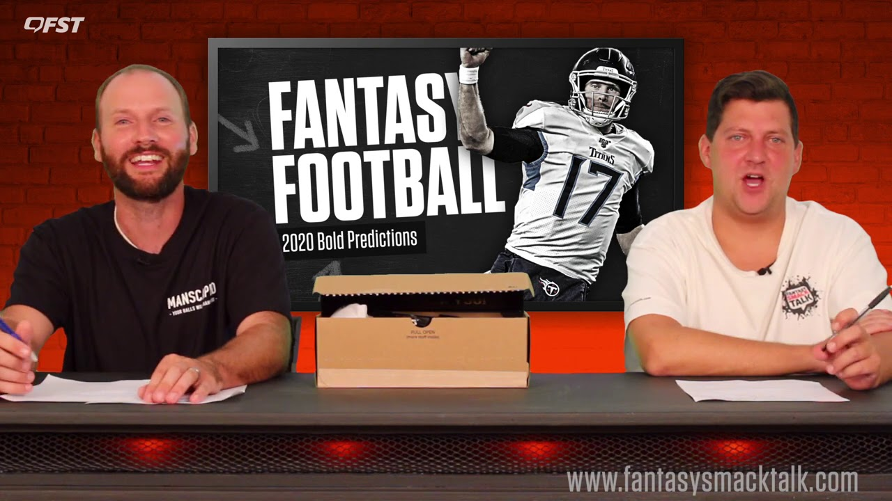 2020 Fantasy Football Bold Predictions thumbnail