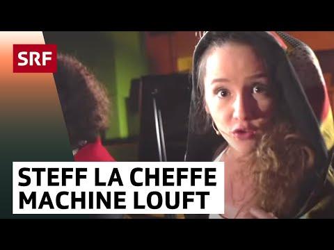 Steff La Cheffe - «Maschine louft» im musicLAB
