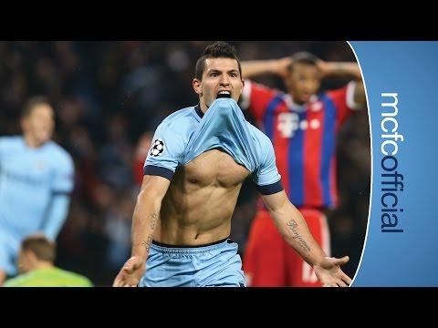 Video: AGUERO HATRICK | City 3-2 Bayern Munich UCL | Post match interview