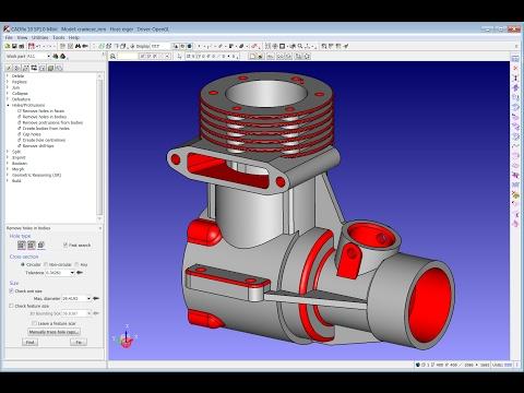 CADfix élimine les obstacles à la réutilisation des modèles CAO