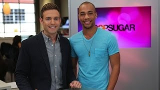 Kendrick Sampson Says The Vampire Diaries Cast Loves Beyoncé | POPSUGAR Interview