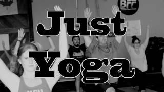 No Candles, No Incense, Just Yoga