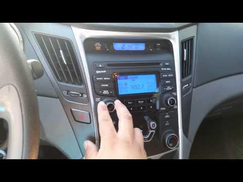 12 Hyundai sonata gls фотка
