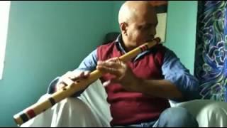 Raag Puriya Dhanashree by Ahsan Papu Sahab. Ahsan Papu Sahab is a great Flute Player from Pakistan.