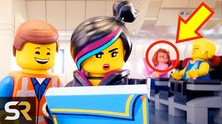15 Lego Movie Secrets You Totally Missed by Screen Rant