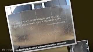 Montgomery (AL) United States  city photos gallery : Civil Rights Memorial - Montgomery, Alabama, United States