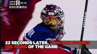 #TBT: Tkachuk's record setting night in 2004 by Sportsnet Canada