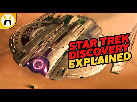 USS Shenzhou NCC-1227 EXPLAINED   Star Trek: Discovery