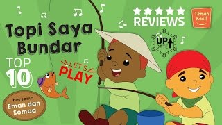 Download lagu Topi Saya Bundar Pak Kasur Mp3