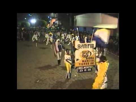 ENTRADA BAMTIB EM ARATACA 2010