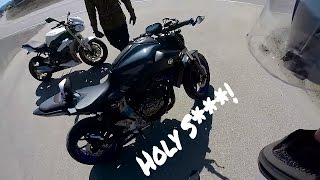 9. Yamaha FZ 07 First Ride!