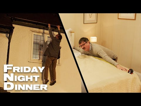 Jim Goes For The House Viewing | Friday Night Dinner