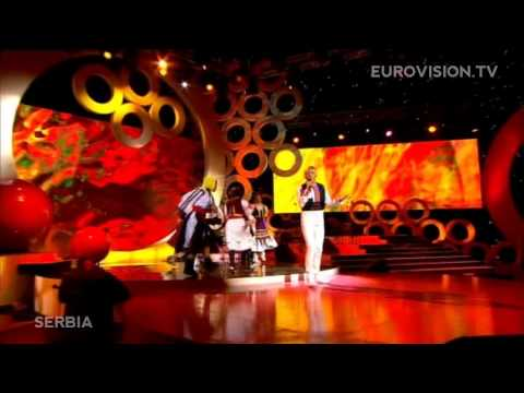 balkan - Powered by http://www.eurovision.tv Milan Stankovic will represent Serbia with the song
