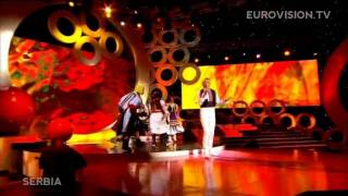 """Powered by http://www.eurovision.tv Milan Stankovic will represent Serbia with the song """"Ovo Je Balkan"""" at the 2010 Eurovision..."""