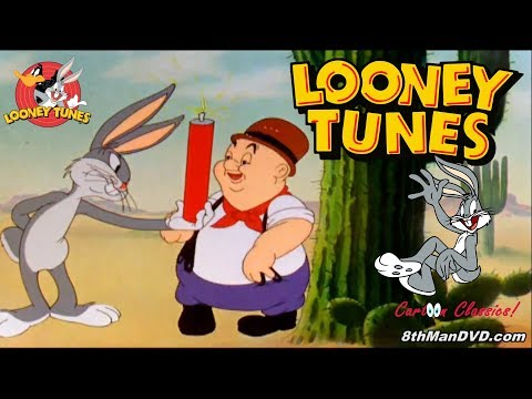 LOONEY TUNES (Looney Toons): The Wacky Wabbit Bugs Bunny (1942) (Remastered HD 1080p)